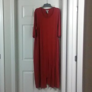 Catherines long dress